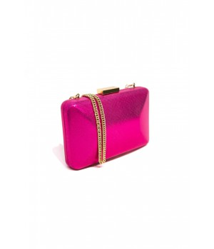 nenette clutch in raso umbrella